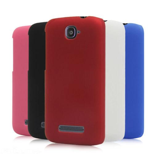 Plastové pouzdro TVC HardCase pro Alcatel OT-7041D POP C7 Barva: Růžová (tmavá)