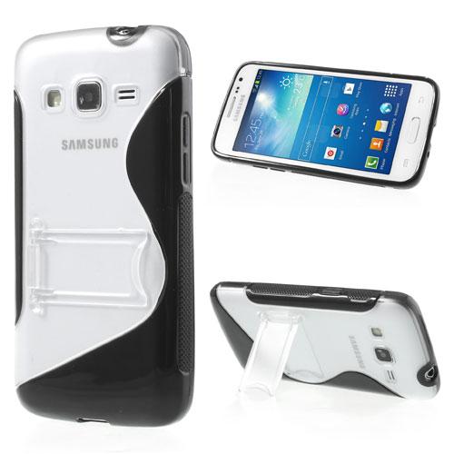Pouzdro se stojánkem pro Samsung Galaxy Express 2 Barva: Černá