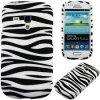 Pouzdro se zebřím vzorem pro Samsung Galaxy S4 Mini