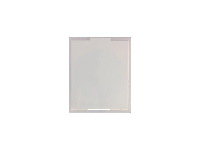 Zásuvka Compact Bílá ledová bílá