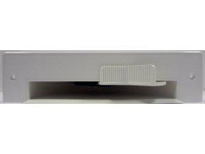 Podlahová štěrbina VacPan bílá
