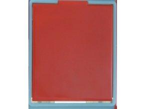 Zásuvka Compact Karmínová ledová šedá