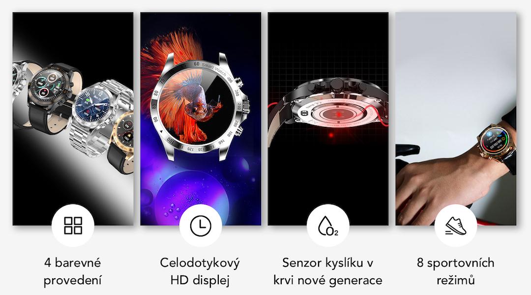 Chytré-hodinky-levně-LW09