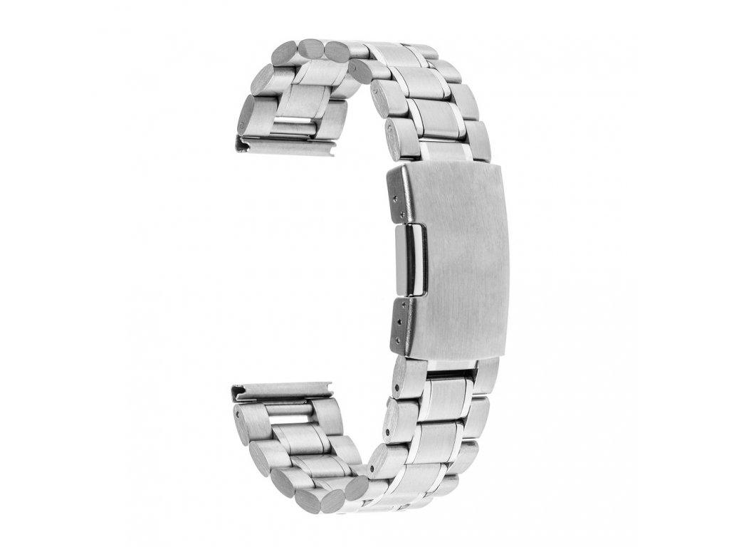 39e9d6f302c řemínek pro chytré hodinky Motorola Moto Kovový řemínek pro chytré hodinky  Motorola Moto 360 ...