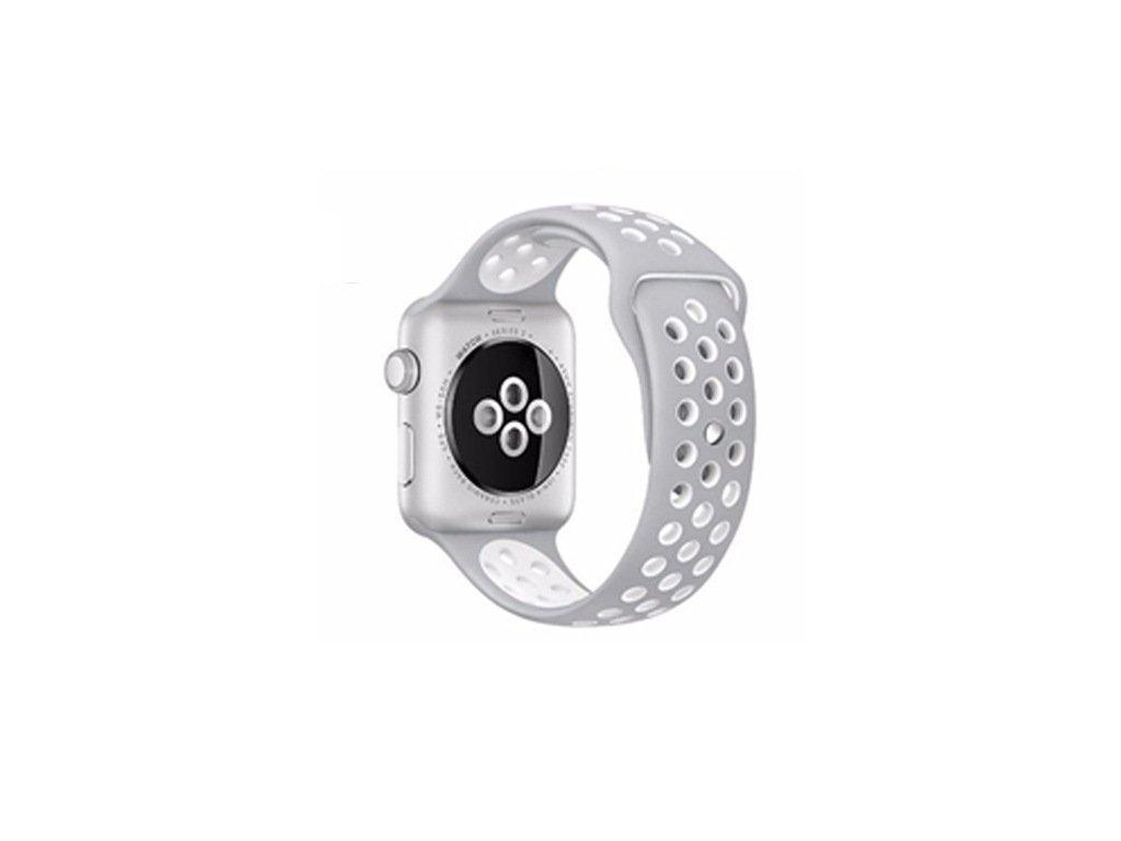 Silikonový řemínek pro chytré hodinky Apple Nike silikonový sportovní  řemínek pro chytré hodinky Apple Watch.jpeg ... 186dcbbf3e