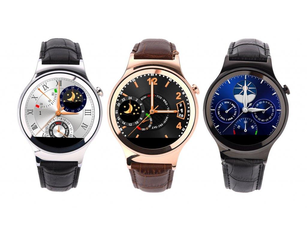 Chytré hodinky NO.1 S3