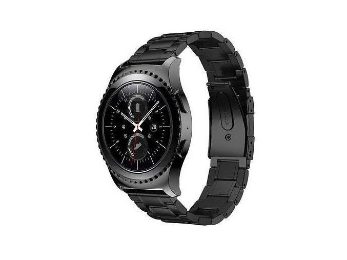 Kovový řemínek pro chytré hodinky Samsung Gear S3