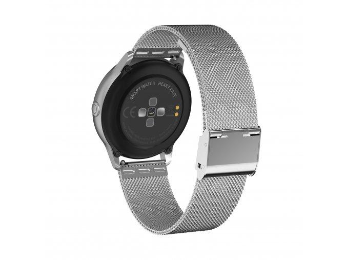 Dámské chytré hodinky DT88 s měřením tepu