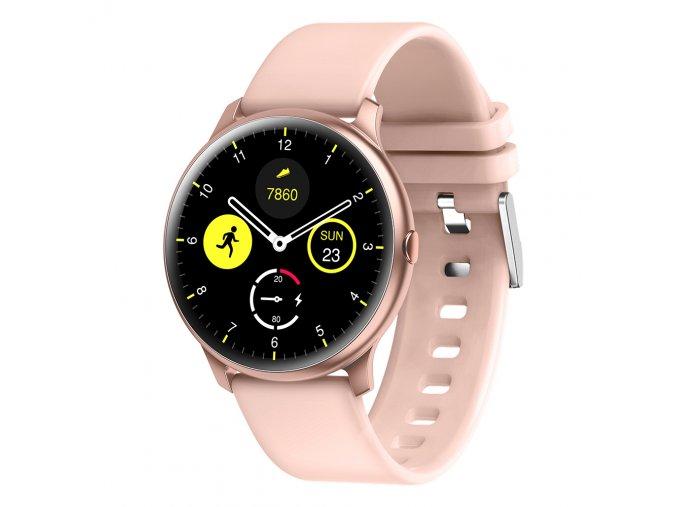 Sportovní dámské chytré hodinky
