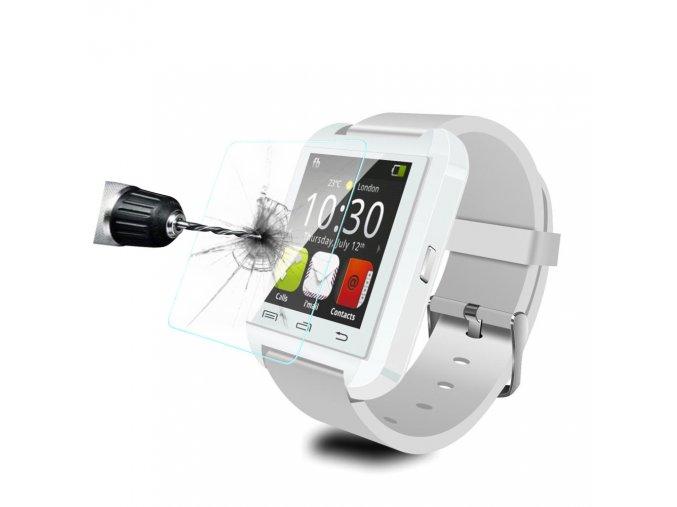 Temperované sklo pro chytré hodinky U8, U10, M6 a V8
