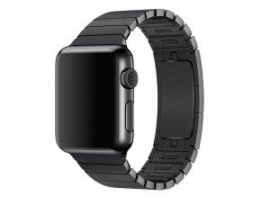 Kovový řemínek Space pro chytré hodinky Apple Watch a iWatch