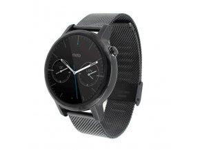 Kovový řemínek pro chytré hodinky Motorola Moto 360