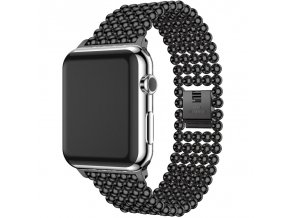 Kovový řemínek pro chytré hodinky Apple Watch