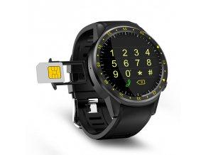 Chytré hodinky se SIM kartou