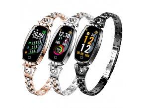 Dámské chytré hodinky