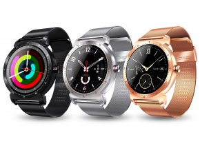 Chytré hodinky s krokoměrem