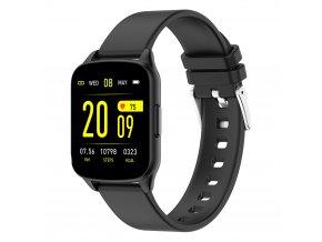 Chytré hodinky černé