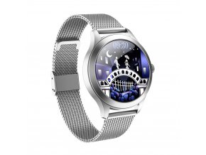 Chytre hodinky KW10 Pro pro iPhone