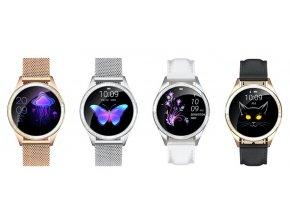 Chytré hodinky KW20
