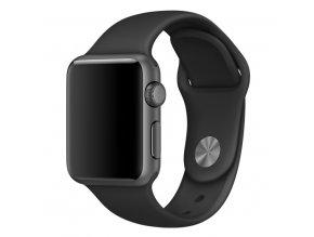 Sportovní silikonový řemínek pro chytré hodinky Apple Watch a Sports Watch