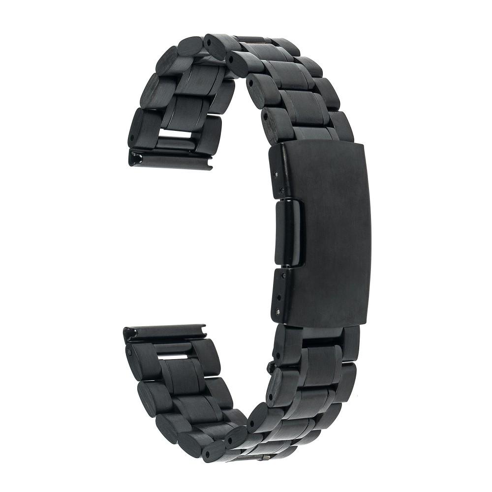 Kovový řemínek pro chytré hodinky Pebble Time Steel - El Uminium Řemínek: Vesmírně šedý