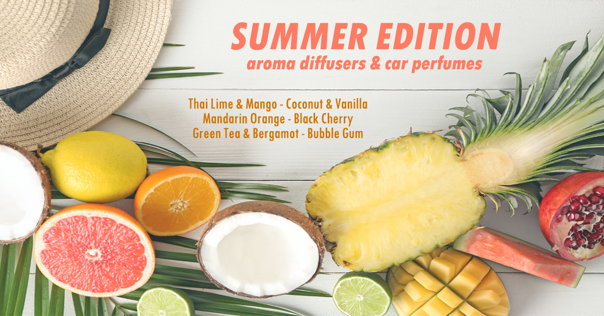 Summer edition Smell of Life
