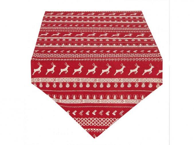 69918 ubrus sweet deer 50 160 cm(1)