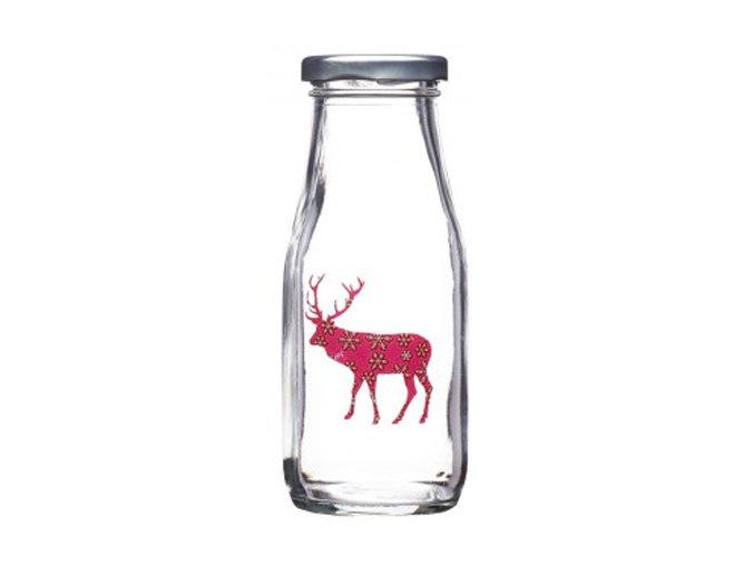 """Vánoční sklenice ,,Sob"""""""