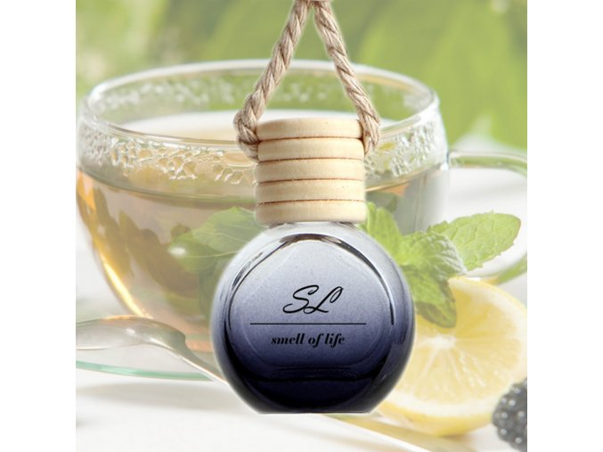 vůně do auta Green Tea & Bergamot 2