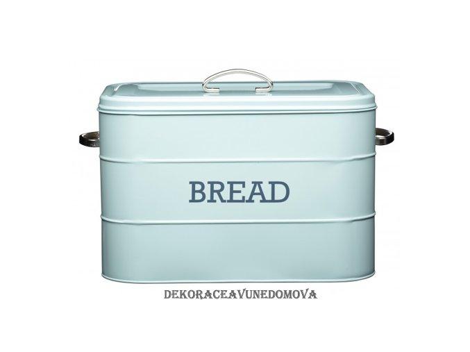chlebník kovový hotový