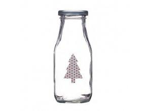 """Vánoční sklenice ,,Stromek"""""""