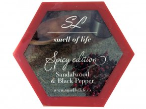 Sandalwood & Black Pepper