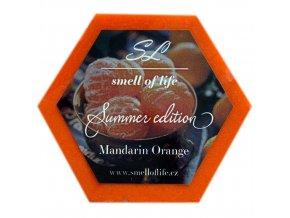 vonný vosk Mandarin Orange