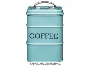 dóza na kávu hotová