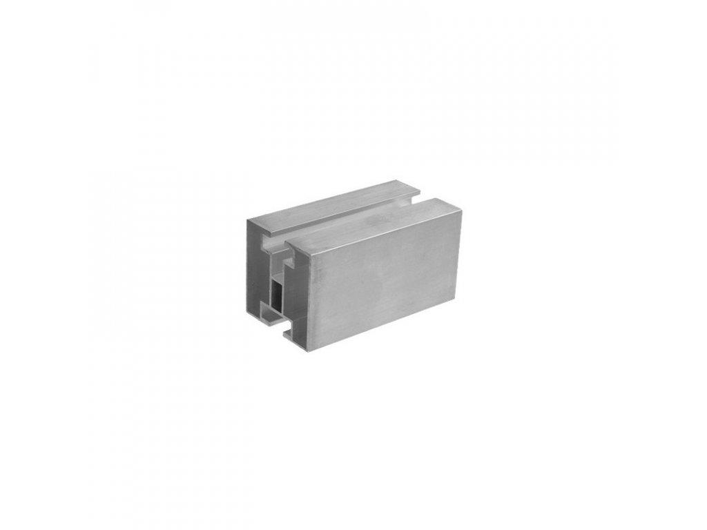 hlinikovy profil hnp2 50x50 mm delka 6 m