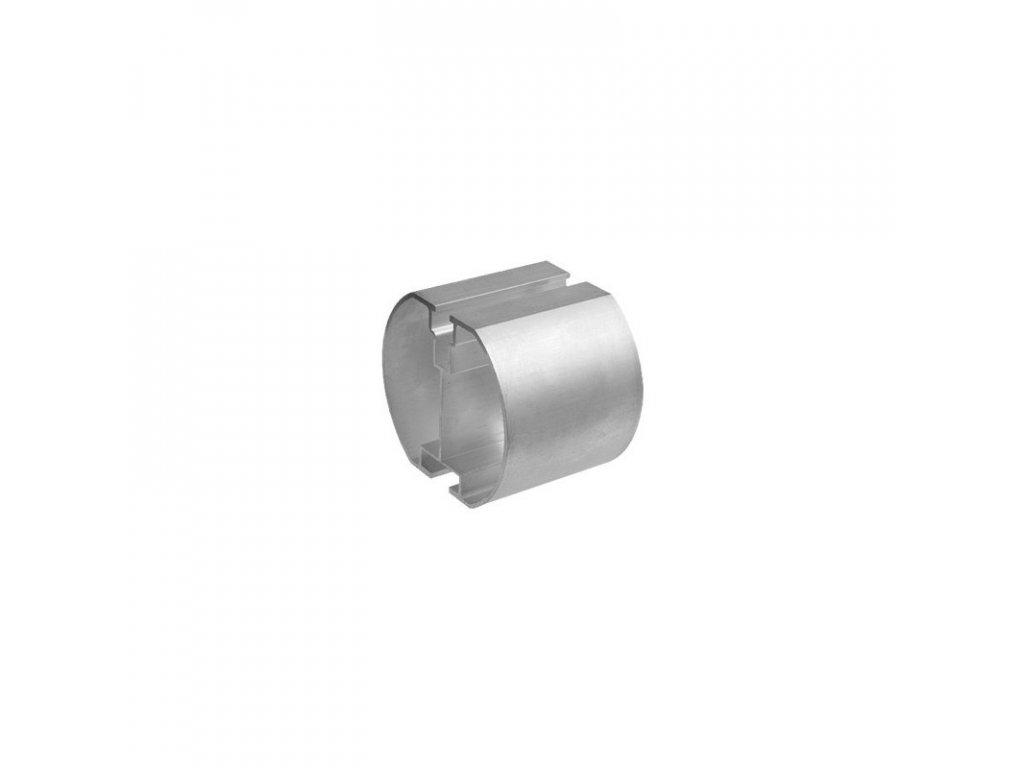 hlinikovy profil hnp3 80x70 mm delka 6 m