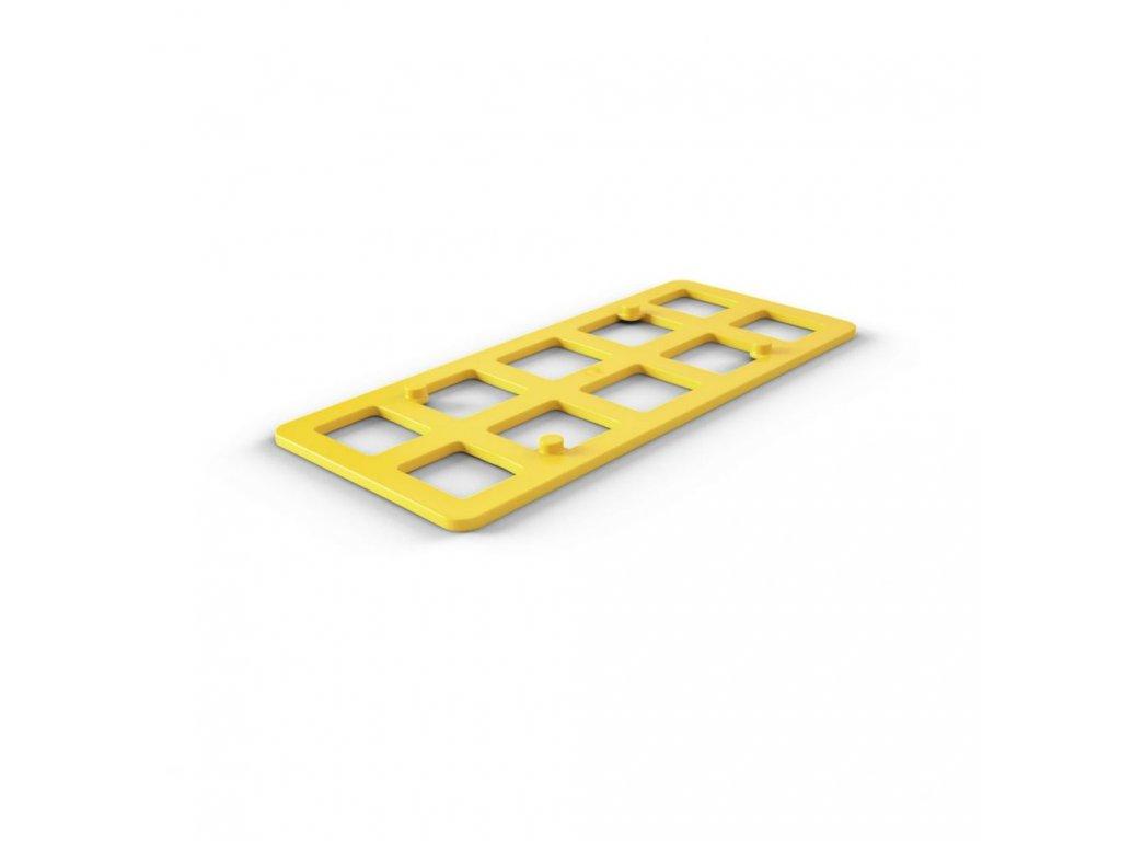 Podložka pod háky 2 mm