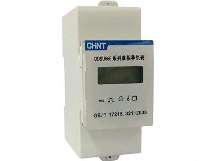 DDSU666(Chint Single Phase Meter)