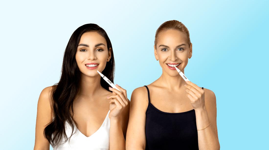Bělení zubů - jak to funguje