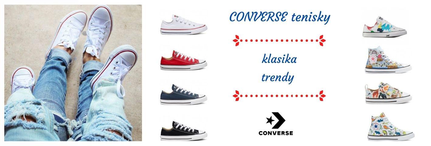 Converse dětské tenisky