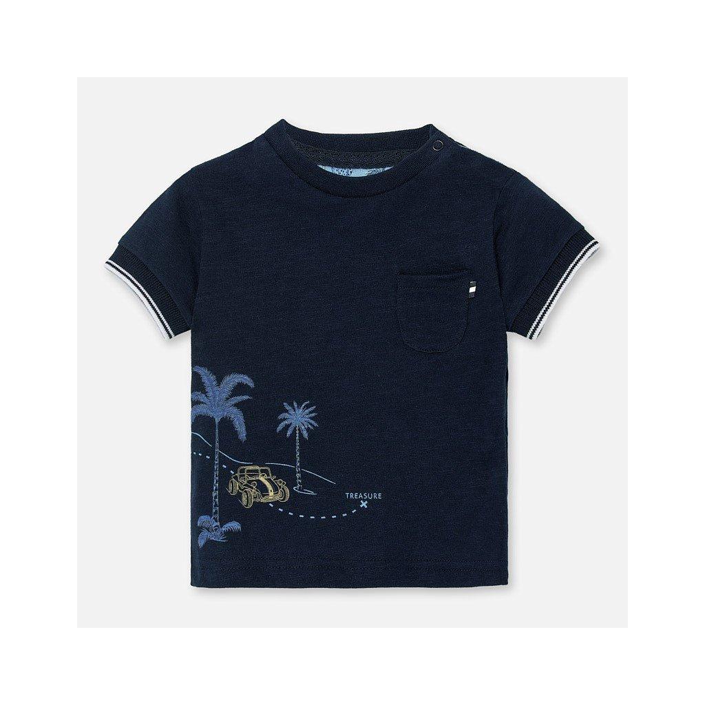 Mayoral chlapecké neonové tričko s krátkým rukávem 1050_072