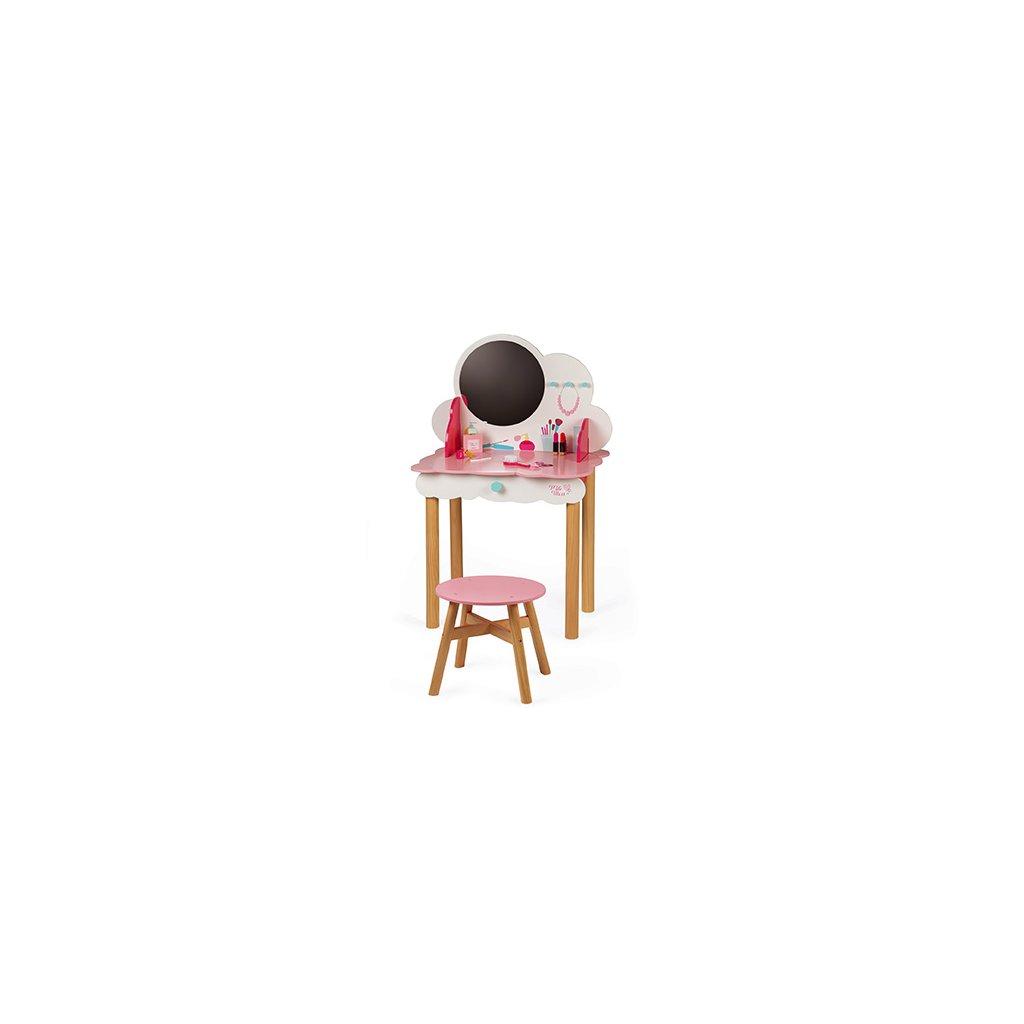 J06553 Janod Kozmeticky stolik 1