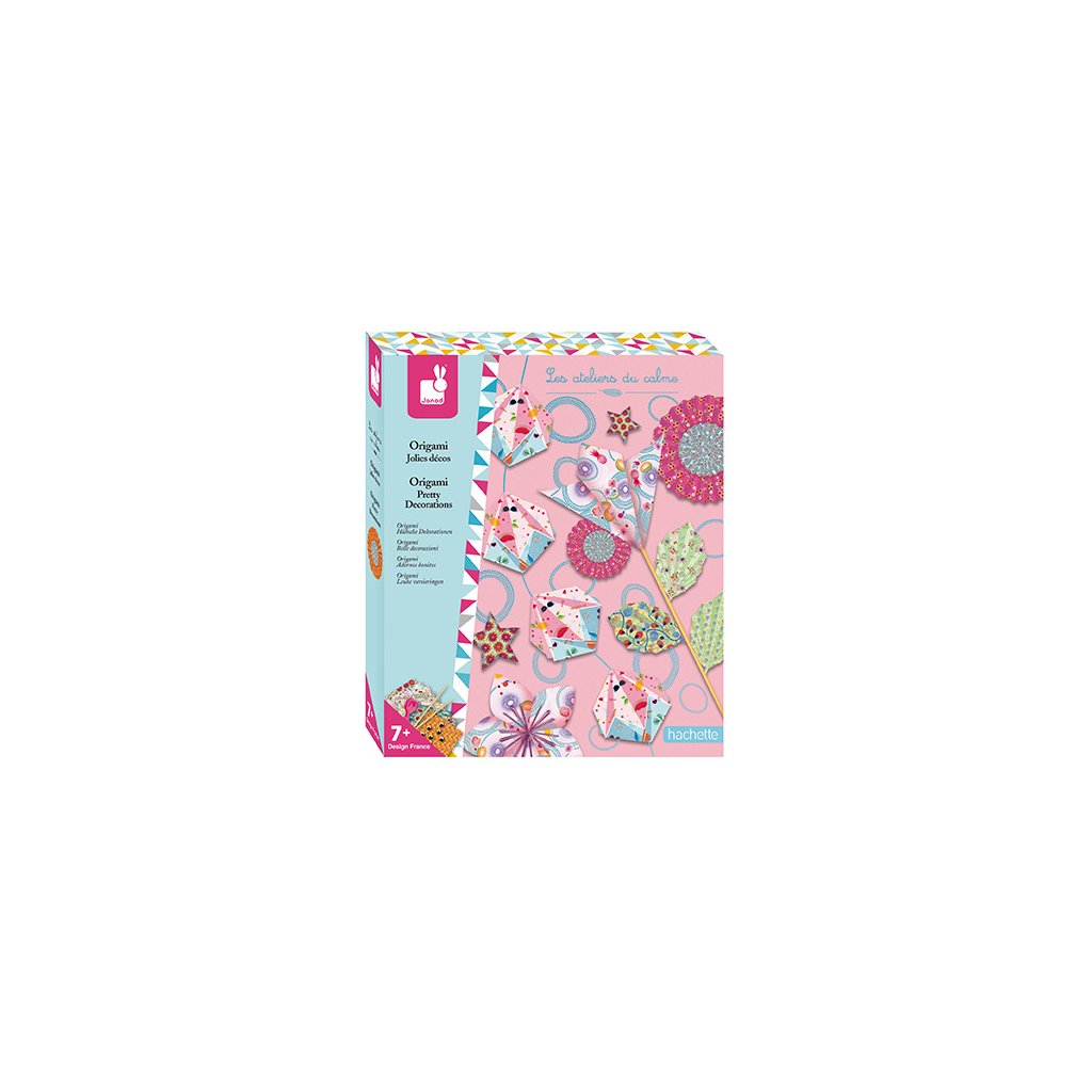 J07887 Janod origami dekoracie kreativna sada maxi 01