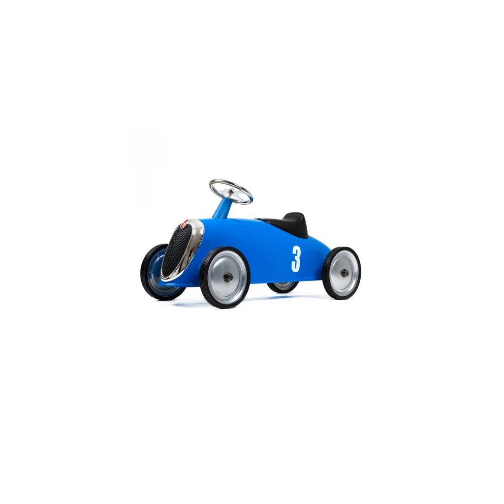 ride on rider blue