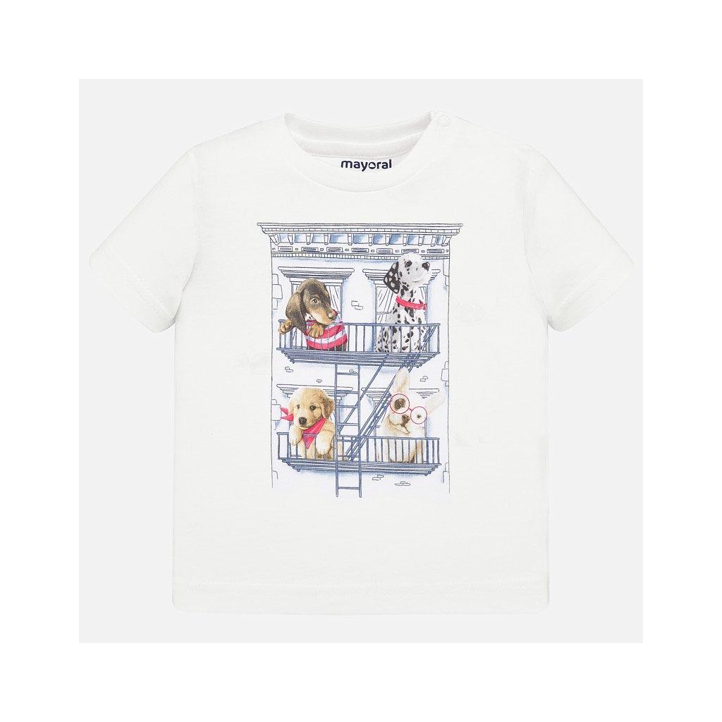 Mayoral chlapecké tričko s krátkým rukávem 1044_037