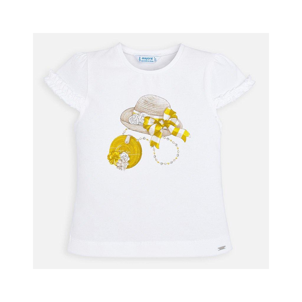 Mayoral dívčí tričko 03001-069