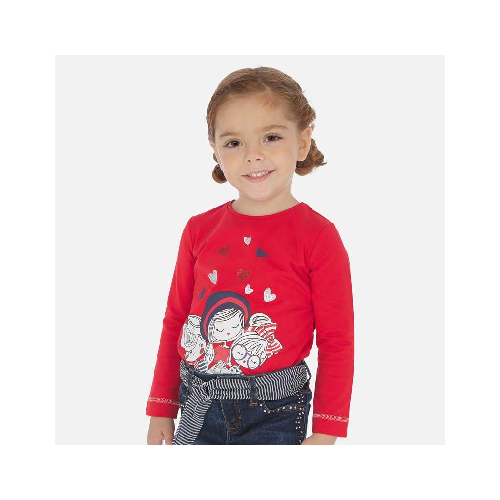 Mayoral dívčí tričko 03019-056
