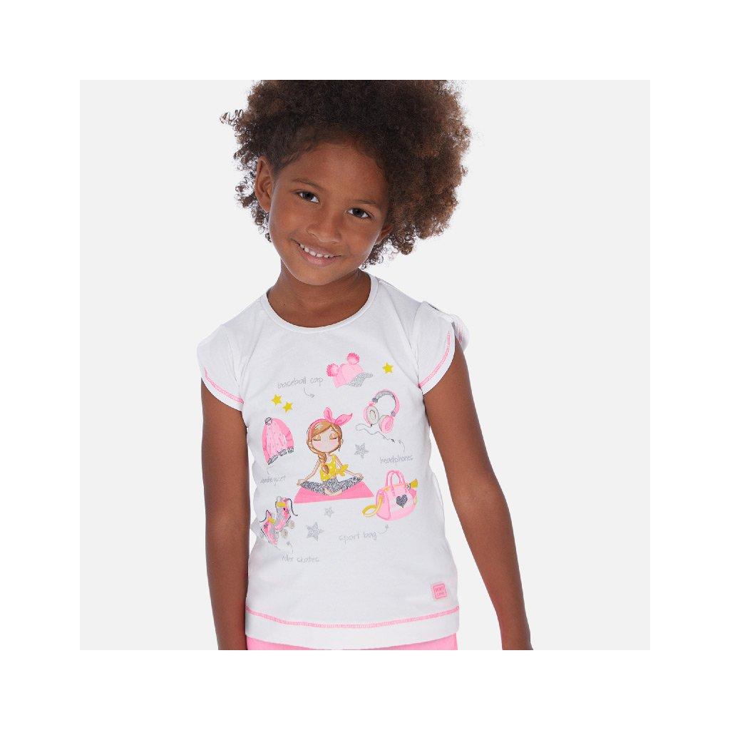 Mayoral dívčí tričko 03016-015