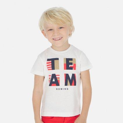 Mayoral chlapecké tričko s krátkým rukávem set 03076-091