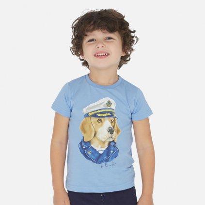 Mayoral chlapecké tričko 03057-028